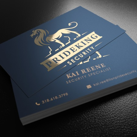 Foil Business Card Printing In Los